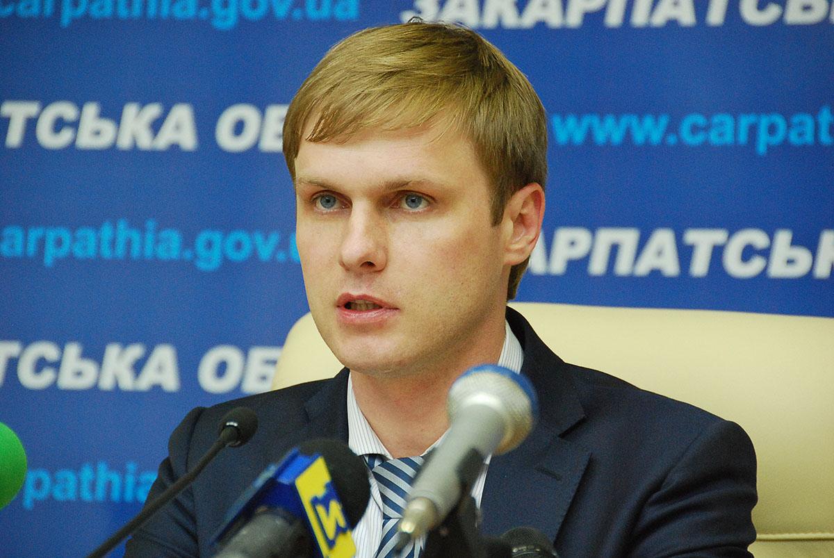 """Валерій Лунченко розповів про резонансні дії """"Правого сектору"""" під час свого губернаторства та спільну дорогу Балоги і Ланя"""
