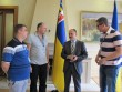 Василь Губаль зустрівся з представниками Моніторингової місії ОБСЄ