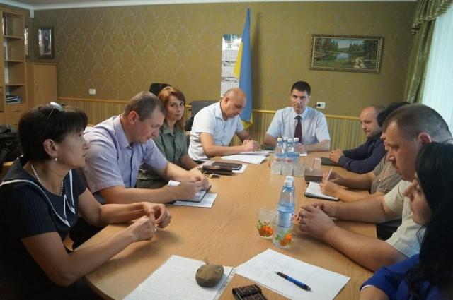В Іршаві обговорювали проблеми правопорушень серед неповнолітніх