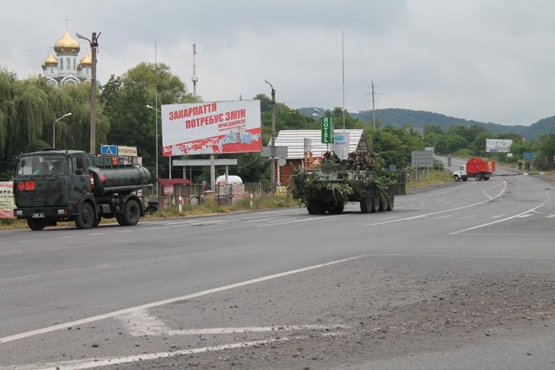 П'ятнадцять депутатів ВР приїдуть в суботу у Мукачево для розслідування кривавої стрілянини в місті
