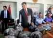 На Закарпатті буде проведена жорстка програма відновлення правопорядку, – Президент