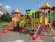 В Хусті з'явився новий дитячий майданчик