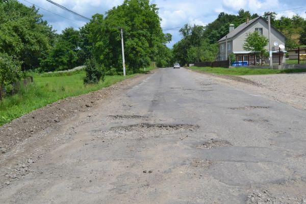 На Тячівщині будуть найкращі дороги в Україні, – Василь Йовдій