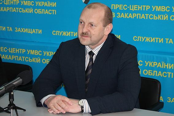 Арсен Аваков підвищив Сергія Шаранича і перевів його до Києва