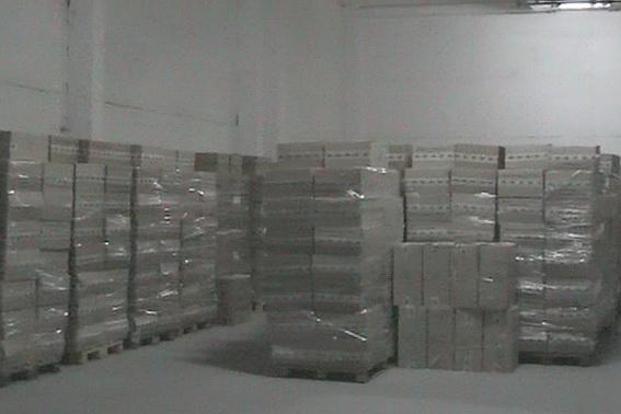 На Мукачівщині правоохоронці виявили контрабандні цигарки на мільйон доларів