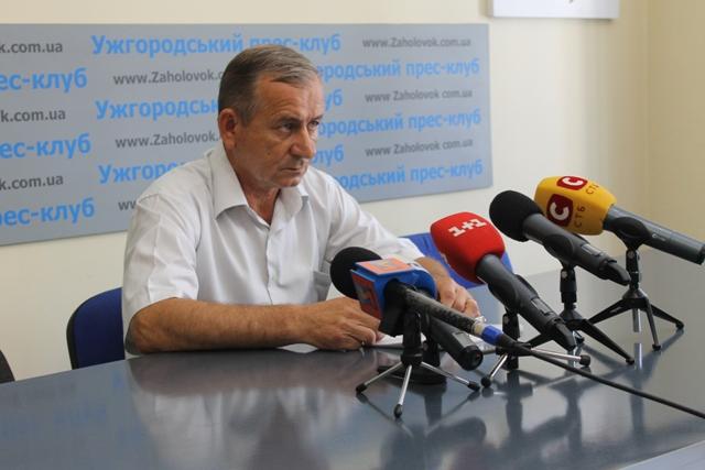 """Екс-працівник СБУ: """"Одним із організаторів мукачівського інциденту був Сергій Шаранич"""""""