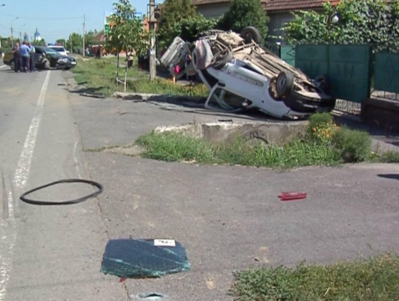 За кермом автомобіля, який врізався в інше авто в Ракошині, був нетверезий міліціонер