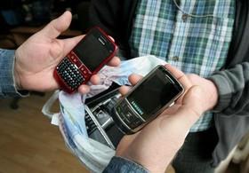 У мукачівському ломбарді злодії викрали 5 мобільних телефонів