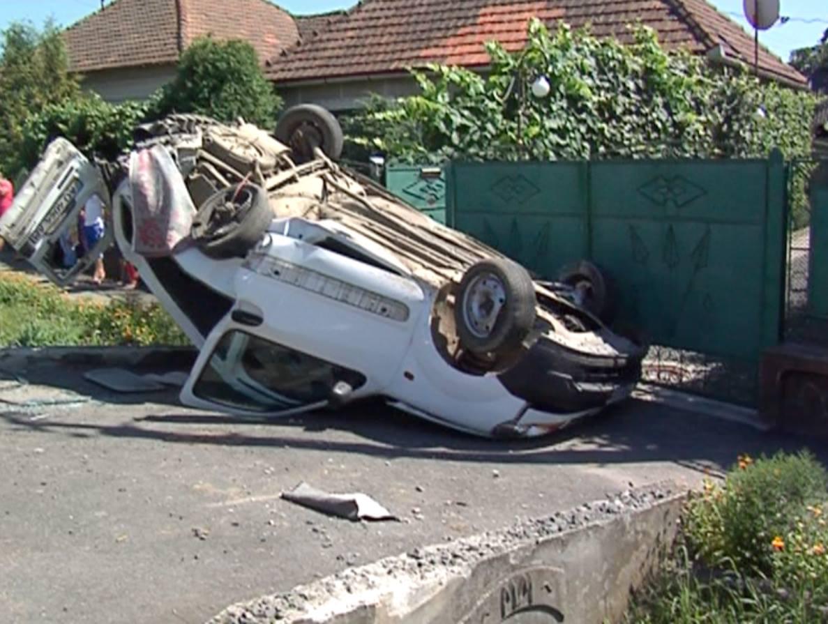 Нетверезого міліціонера, який врізався в автомобіль у Ракошині, звільняють з роботи