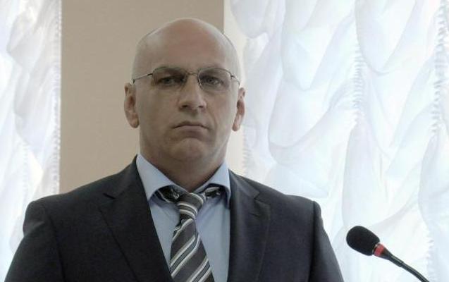 Т.в.о. начальника СБУ у Закарпатській області Володимира Гелетея усунуто з посади