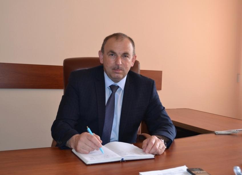 Виконуючим обов'язки голови Тячівської РДА призначено Василя Дем'янчука