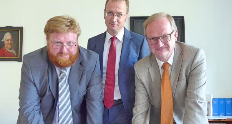 УжНУ підписав договір про співпрацю з одним з німецьких університетів
