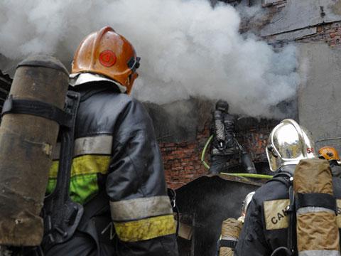 У Кольчині запалав житловий будинок