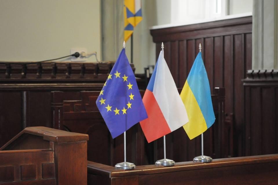 На Закарпаття приїде делегація з чеського краю Височина