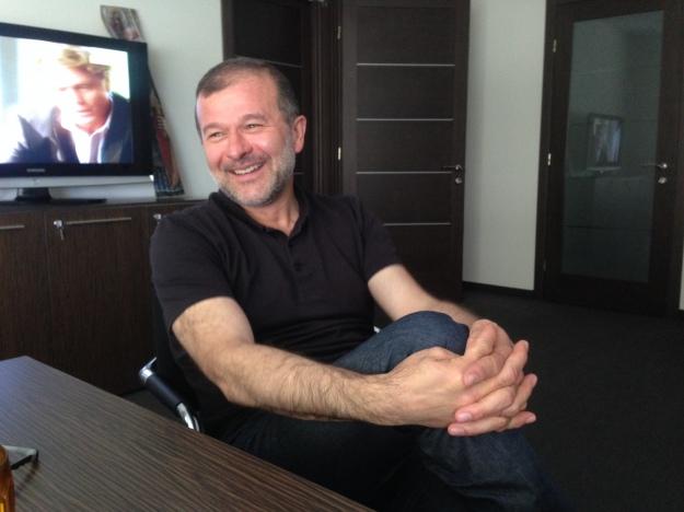 Віктор Балога розповів про конфлікт із Михайлом Ланьо