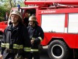 У Ракошині горить двоповерховий будинок