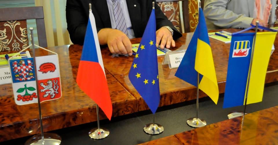 Чехи співфінансують на Закарпатті 20 інвестиційних проектів