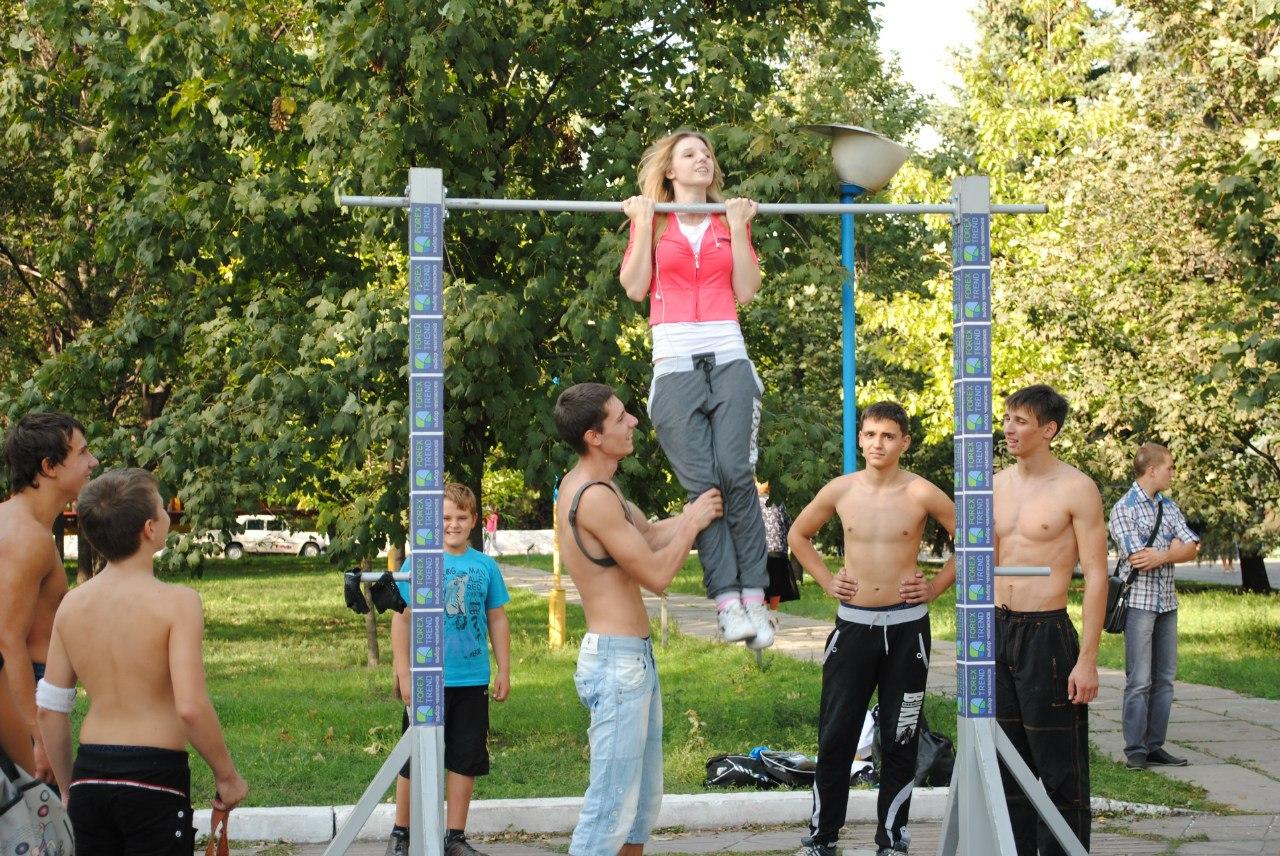 У Хусті дівчата доводитимуть, що вони не слабші за хлопців