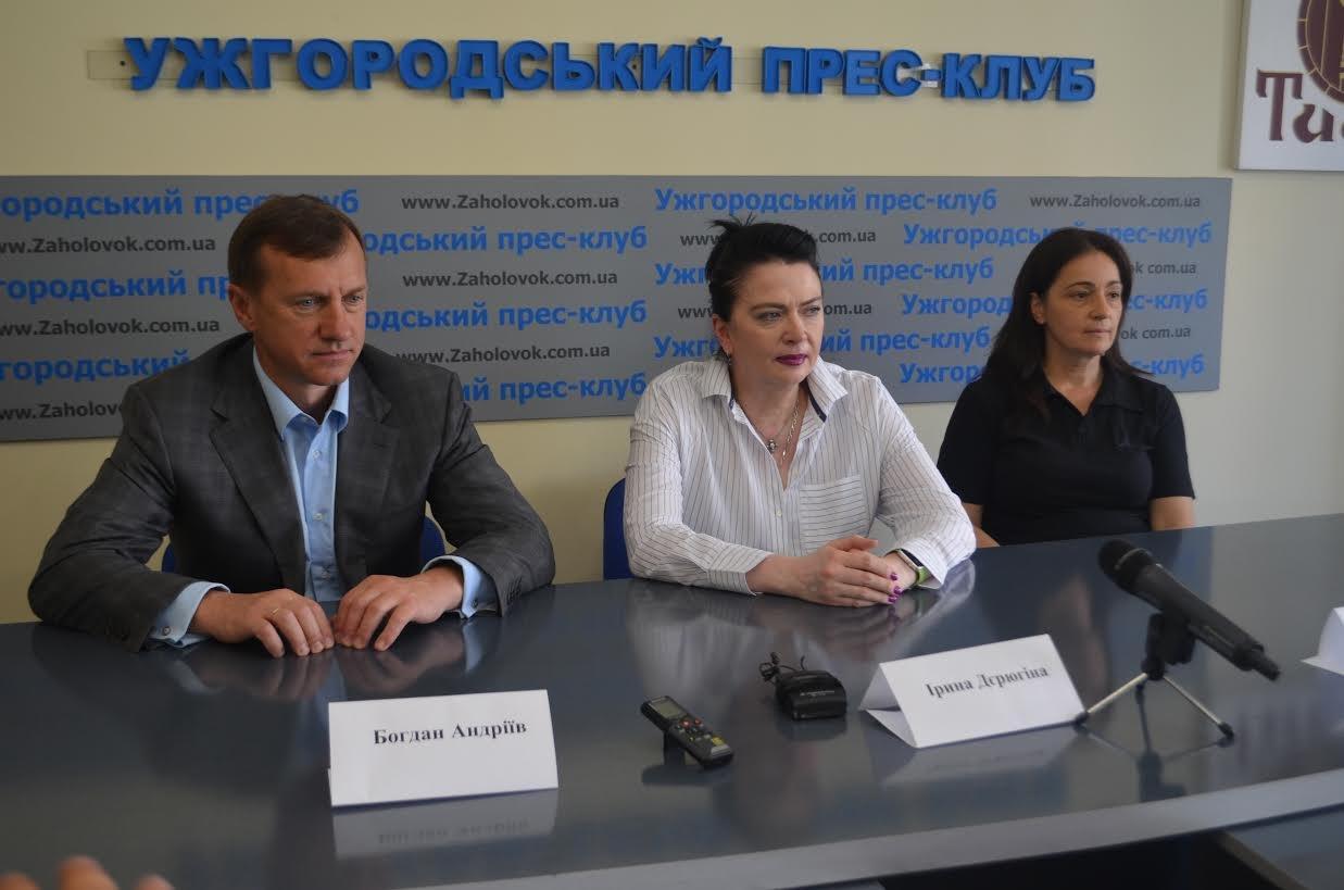 Ірина Дерюгіна підбила підсумки чемпіонату України з художньої гімнастики, який відбувся в Ужгороді