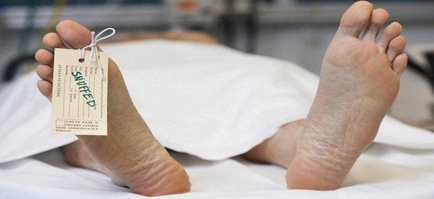 """У мікрорайоні """"Паланок"""" у закинутому приміщенні правоохоронці знайшли мертве тіло жінки"""
