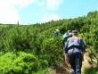 Мешканка Дніпропетровська під час проходження туристичного маршруту в горах зазнала травми