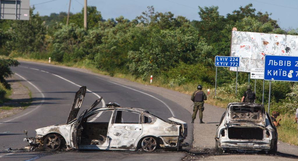 """СБУ: """"У перестрілці в Мукачеві 11 липня брали участь 17 озброєних людей"""""""