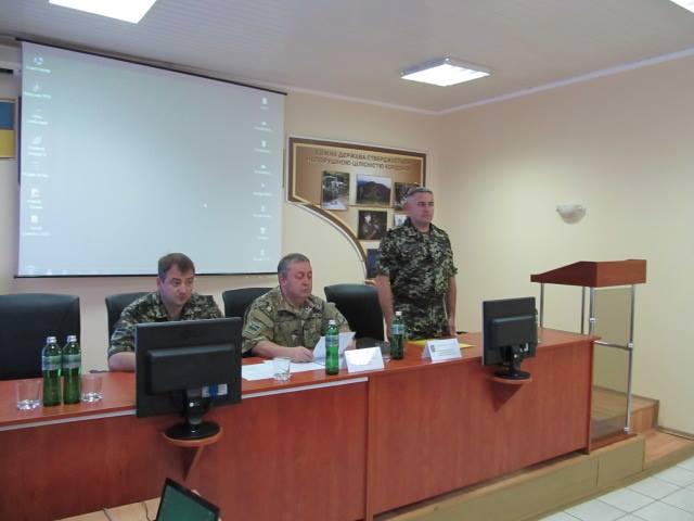 Володимир Паршиков очолив Мукачівський прикордонний загін