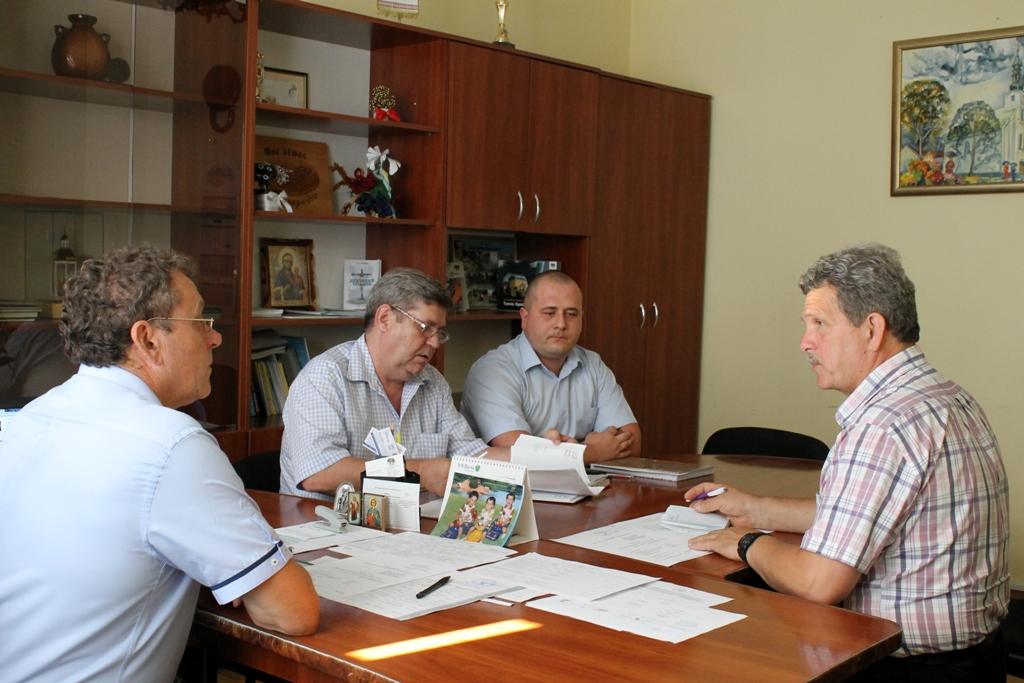 Виноградівські посадовці обговорили підготовку до відзначення в районі 24-ої річниці незалежності України