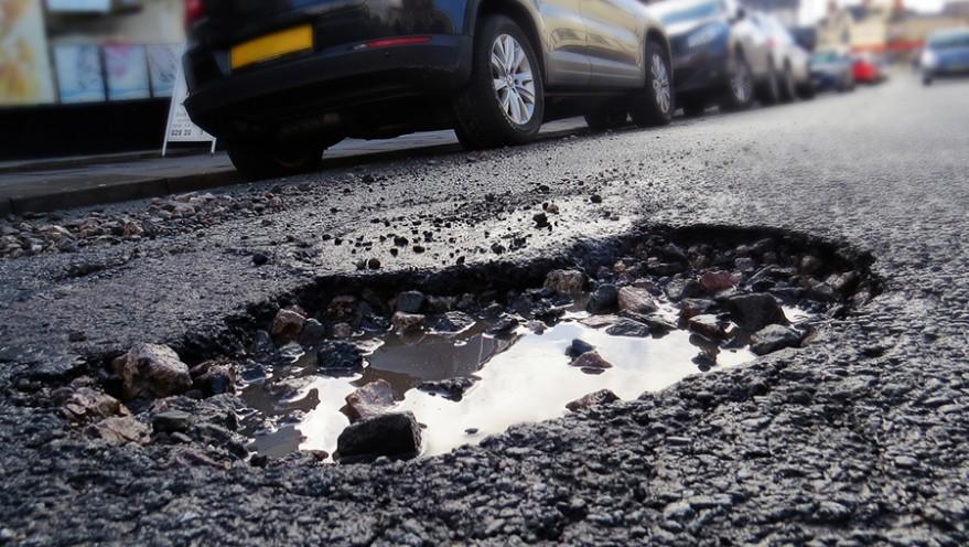В Україні назвали ТОП-10 найгірших автодоріг. Закарпаття в списку