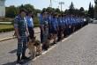 Закарпатські правоохоронці знову зібрались на вишикування