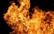 На Ужгородщині під час руху загорівся автомобіль