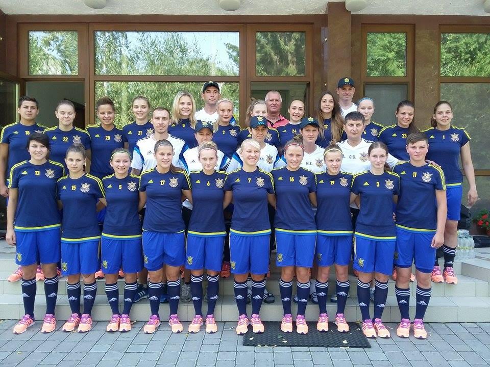 У Берегові відбудуться товариські поєдинки між жіночими збірними України та Угорщини