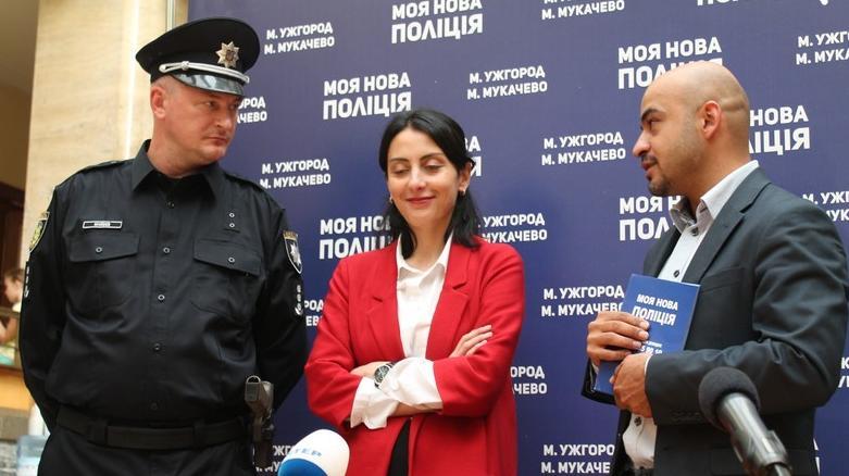 В Ужгороді підсумують прийом заявок до патрульної поліції Закарпаття