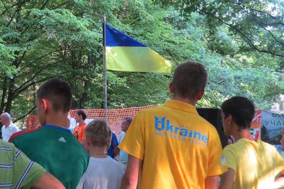 Перемогу в чемпіонаті України зі спортивного орієнтування здобули закарпатські спортсмени