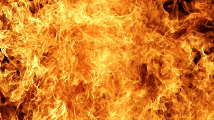 На Іршавщині сталася пожежа