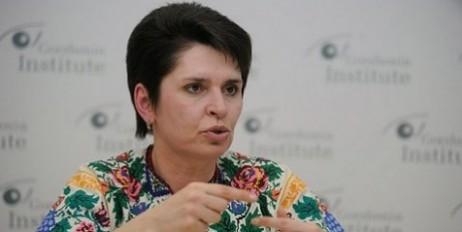 Голова Держказначейства Тетяна Слюз обговорила із закарпатцями нову систему дистанційного обслуговування клієнтів