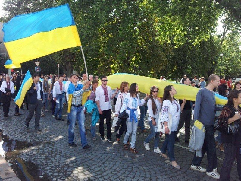 День Незалежності в Ужгороді розпочнеться багаторічною традицією
