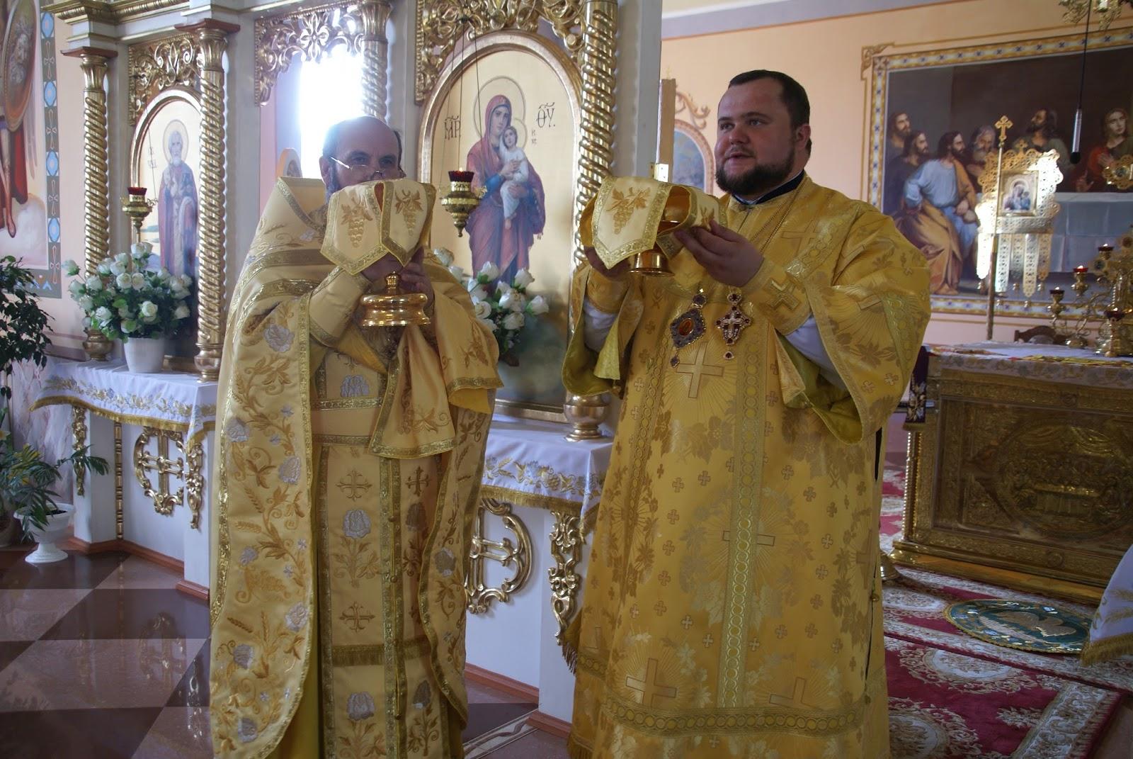 Берегівчани молились за Україну та військовослужбовців, які зараз в АТО