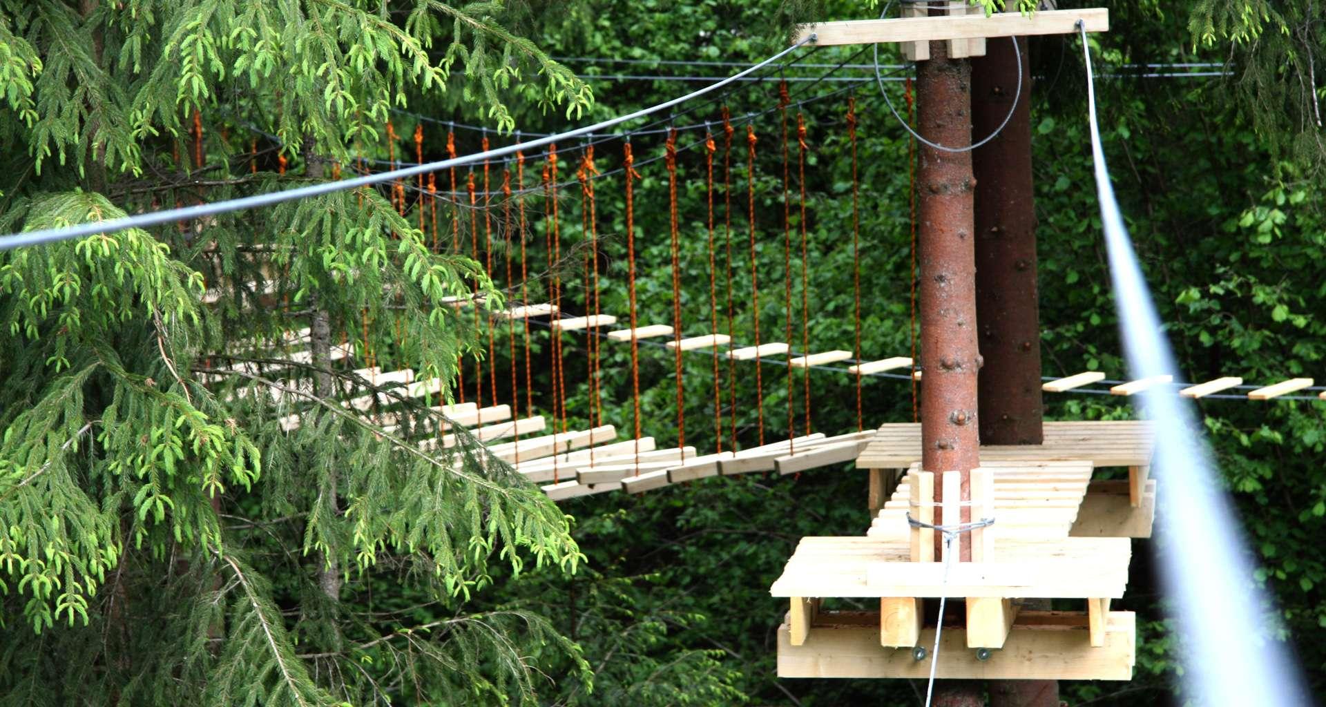 Унікальний мотузковий парк в Ужгороді таки запрацює