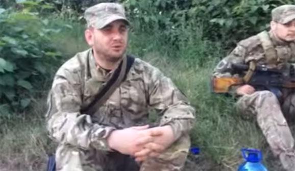 """Міліція розшукує бійця """"Правого сектору"""", який брав участь у мукачівській стрілянині"""