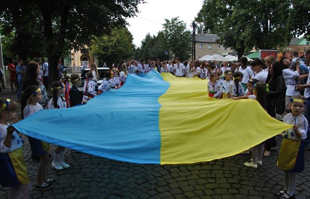 У Мукачеві День Незалежності святкуватимуть аж 4 дні