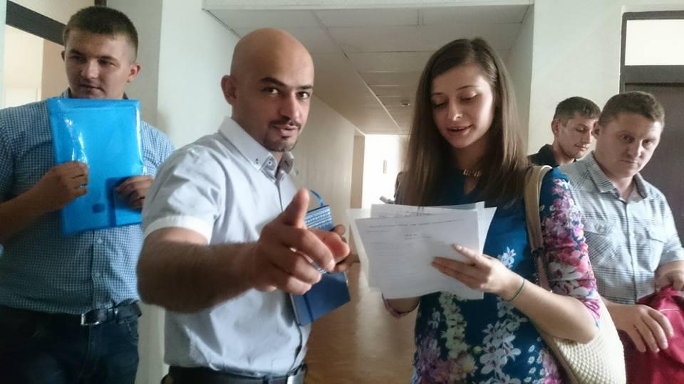 Мустафа Найєм побував на медогляді патрульних поліцейських