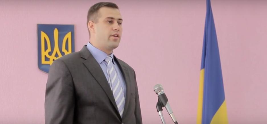 Геннадій Москаль представив нового голову Виноградівської РДА Михайла Русанюка