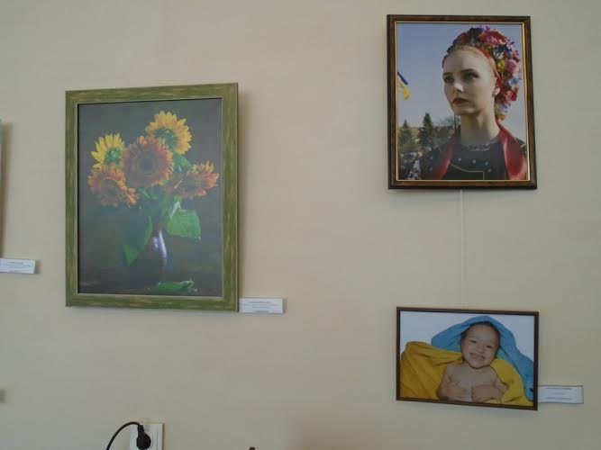 Закарпатські фотохудожники представили виставку робіт, присвячену Дню Незалежності