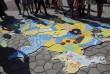 В Іршаві з пазлів молодь складала Україну