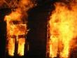Вогонь знищив житловий будинок на Хустщині