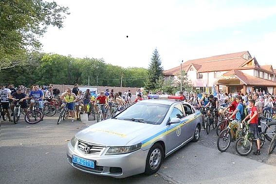 Мукачівські правоохоронці забезпечили охорону порядку під час святкових заходів