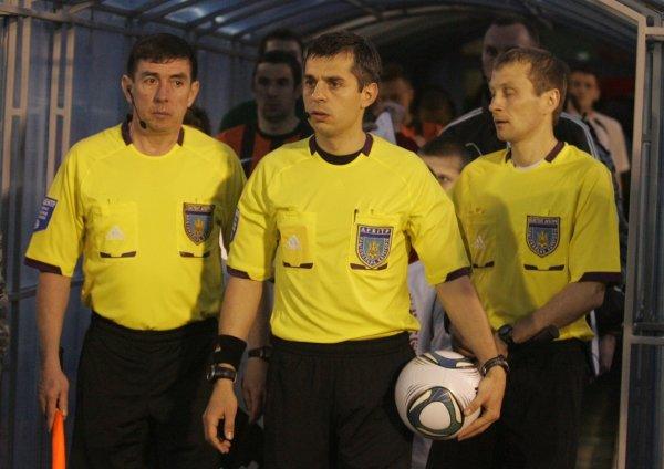 Суддя з Мукачева судитиме матч Української Прем'єр-ліги