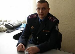 Хустську міліцію очолив Володимир Щадей