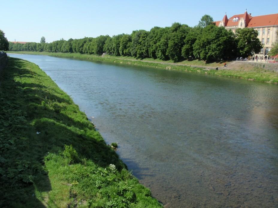 Двох місцевих посадовців притягнуто до відповідальності за забруднення річки Уж